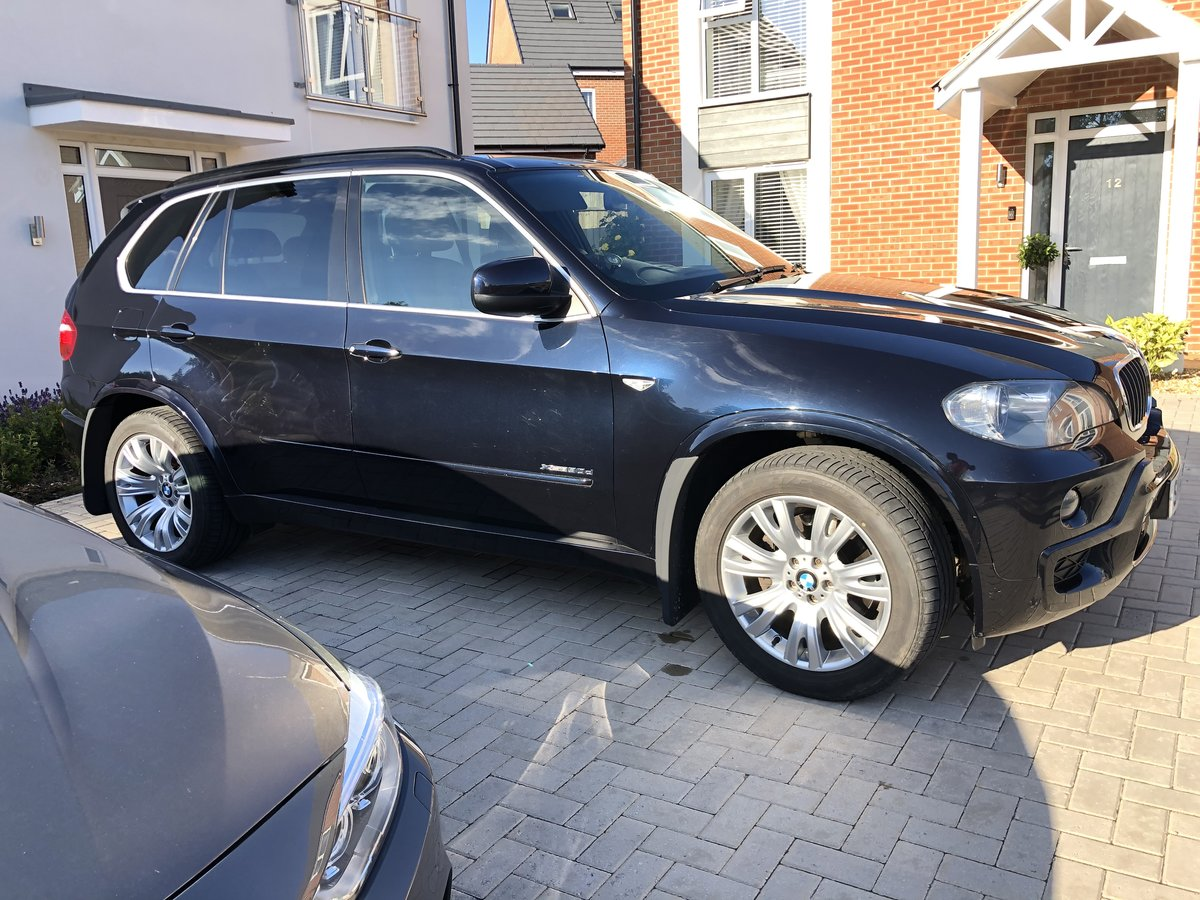 2010 BMW X5 30D X-Drive Black For Sale (picture 4 of 6)
