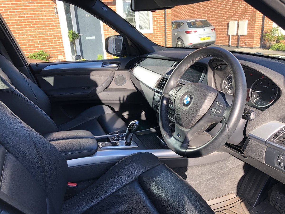 2010 BMW X5 30D X-Drive Black For Sale (picture 6 of 6)