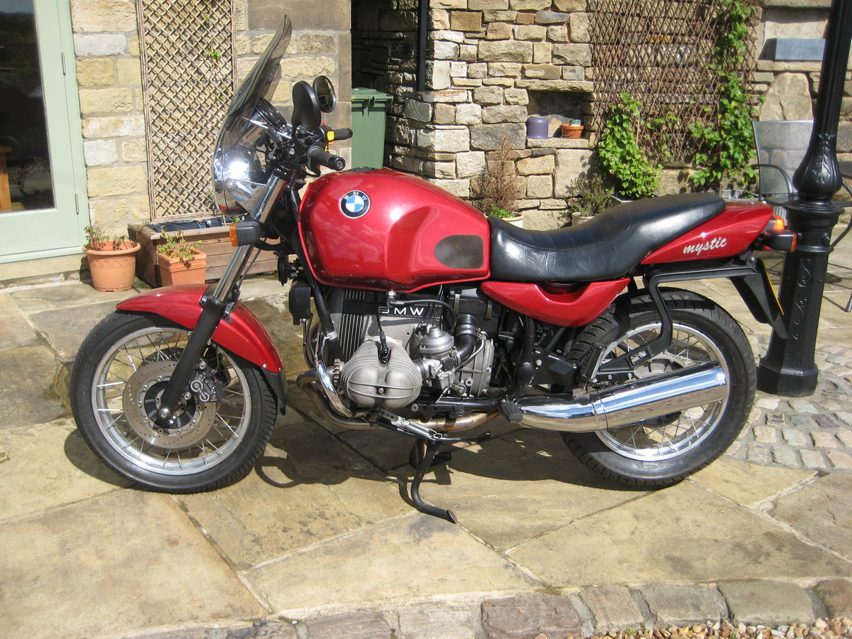 1995 BMW R100R Mystic  SOLD (picture 5 of 6)