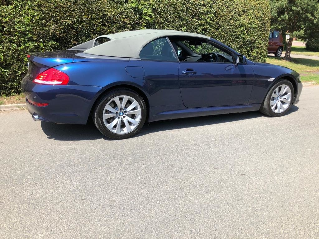 2009 BMW 650I MANUAL FULL SERV HISTORY 2 FORMER KEEPERS VGC For Sale (picture 4 of 6)