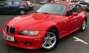 2000 BMW Z3 2.8i COUPE 5 SPEED MANUAL - LHD LEFT HAND DRIVE For Sale