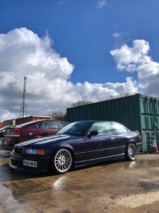 1997 Madeira Violet E36 328i Project