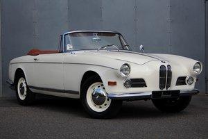 1958 BMW 503 Cabriolet LHD