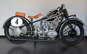 BMW  R 47 Racing motorcycle