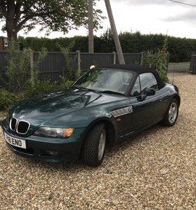 BMW Z3 1.9 16v  140hp