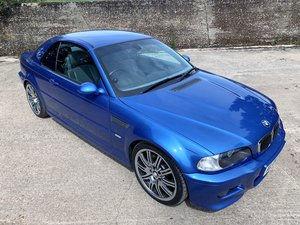 2004 BMW M3 (E46) SMG Individual Convertible+ hard top