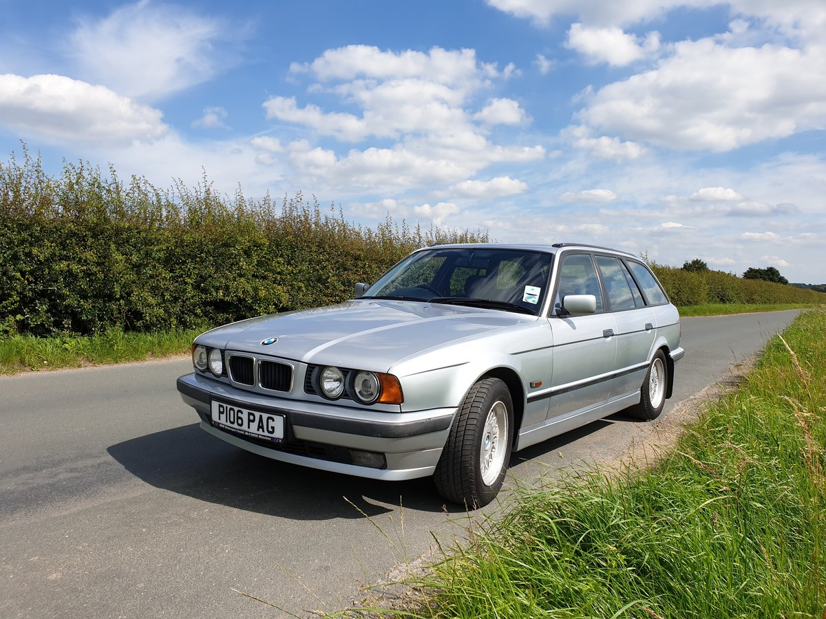 1996 E34 525i Touring SE Manual For Sale (picture 1 of 6)