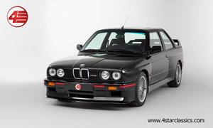 1990 BMW E30 M3 Sport Evolution /// 128k Miles