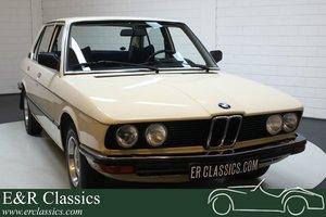 BMW E12 518 1980 Sliding roof