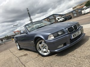 1999 Bmw e36 manual m-sport For Sale