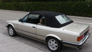 Picture of 1988 Bmw 320 I Cabriolet For Sale