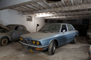 1975 BMW 525 Berline - No reserve For Sale by Auction