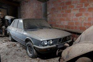 1983 BMW 524 TD (E24) - No reserve For Sale