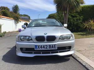 2000 BMW 325 Auto Convertible two owner low mileage.