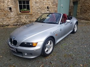 1999 BMW Z3 2.8 Manual For Sale