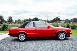 1987 Rare 318i E30 Baur convertible