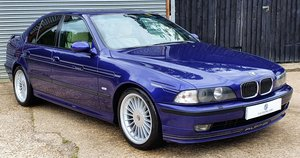 Picture of 2000 Immaculate Alpina B10 V8 - ONLY 64,000 Miles - 1 of 3 Colour SOLD