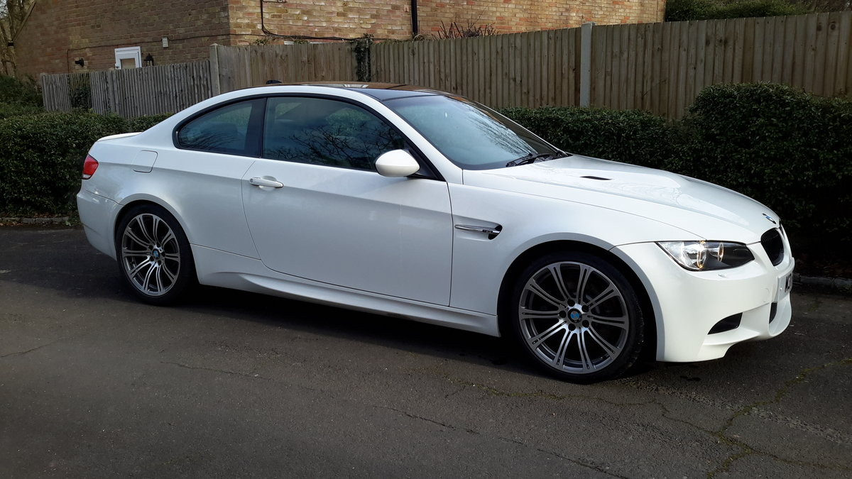 2008 E92 BMW M3 Manual For Sale (picture 1 of 5)