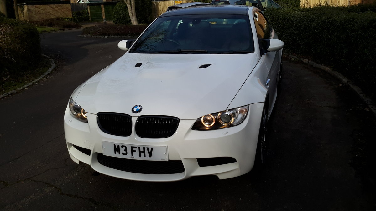 2008 E92 BMW M3 Manual For Sale (picture 2 of 5)