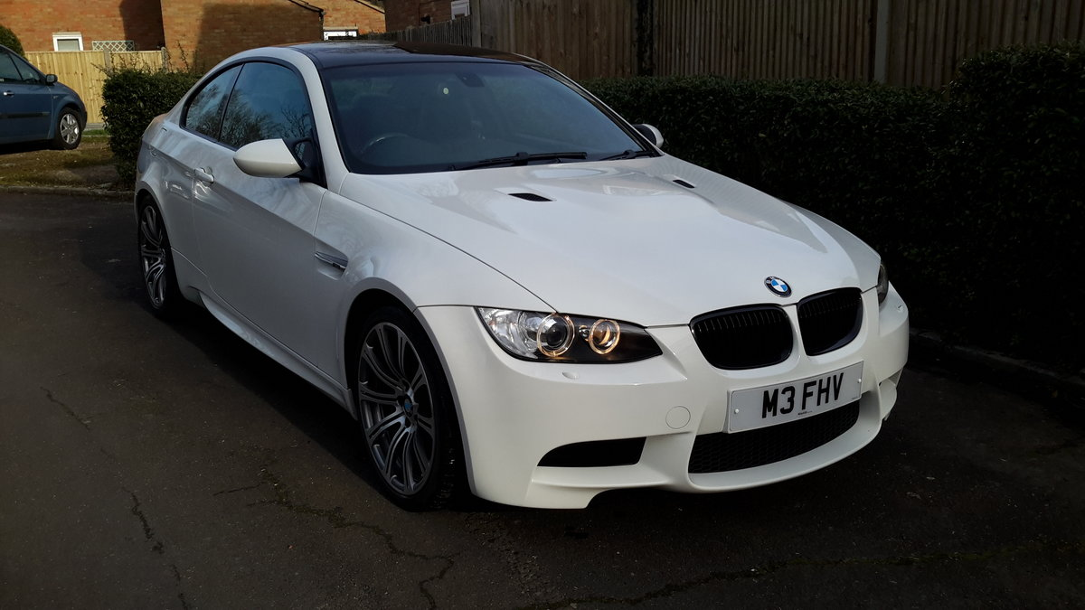 2008 E92 BMW M3 Manual For Sale (picture 3 of 5)