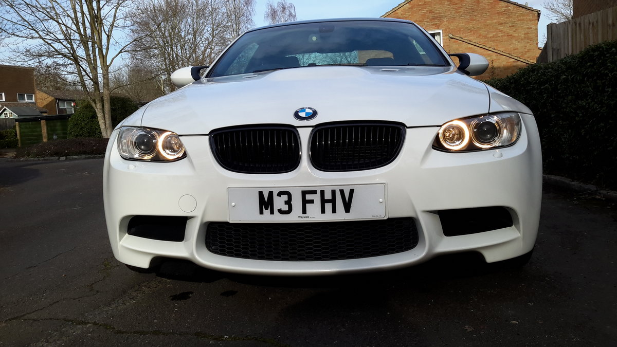 2008 E92 BMW M3 Manual For Sale (picture 4 of 5)