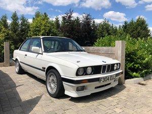 1989 BMW E30 325i Rally Car