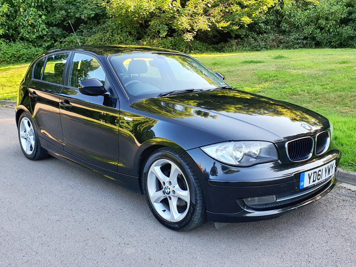2011 BMW 1 Series.. 118D SE.. 6-Speed Manual.. 5 Door Hatchback SOLD (picture 2 of 6)