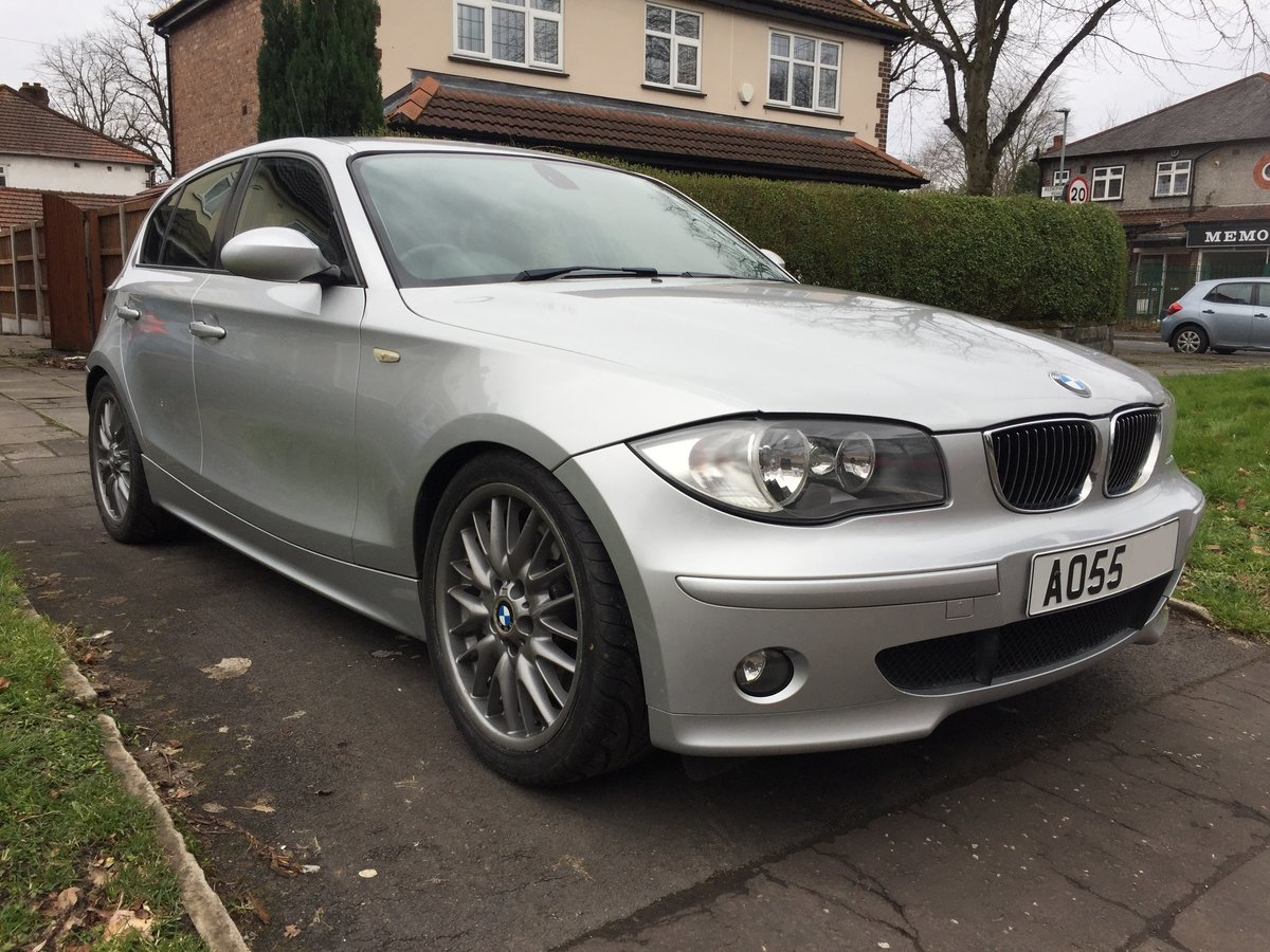 2005 Very rare BMW 130i E87 Manual FSH Low Miles For Sale (picture 2 of 6)
