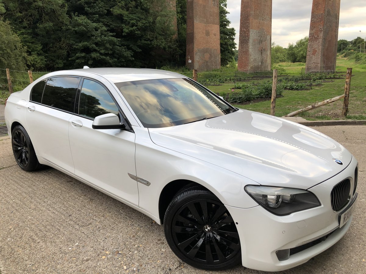 2010 BMW 730LD SE Individaul | Exceptional Condition, £75,000 New For Sale (picture 1 of 6)