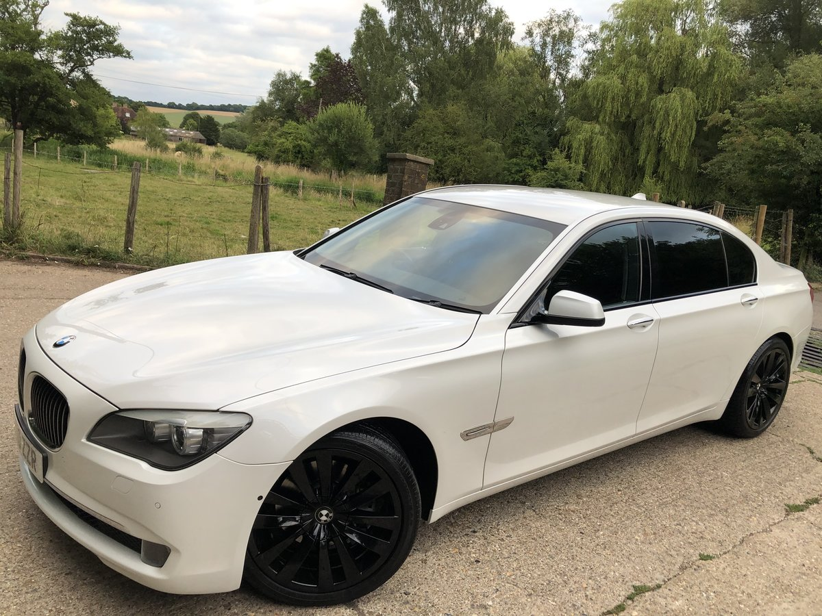 2010 BMW 730LD SE Individaul | Exceptional Condition, £75,000 New For Sale (picture 2 of 6)