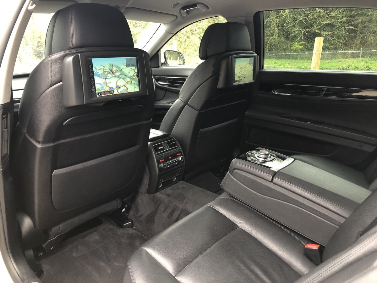 2010 BMW 730LD SE Individaul | Exceptional Condition, £75,000 New For Sale (picture 5 of 6)
