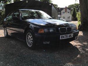 BMW E36 318i Auto - Spares Or Repairs
