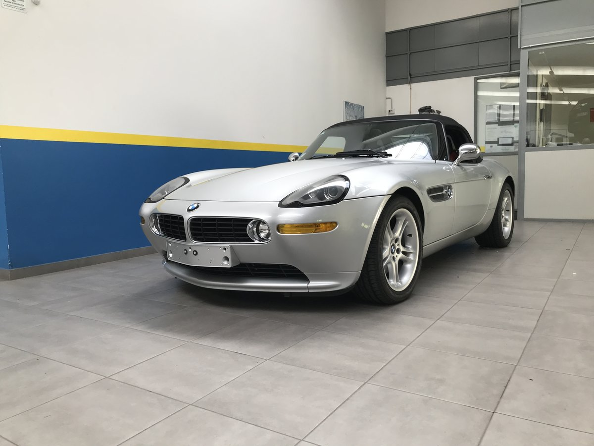 2000 BMW Z8 - perfect conditions SOLD (picture 2 of 6)