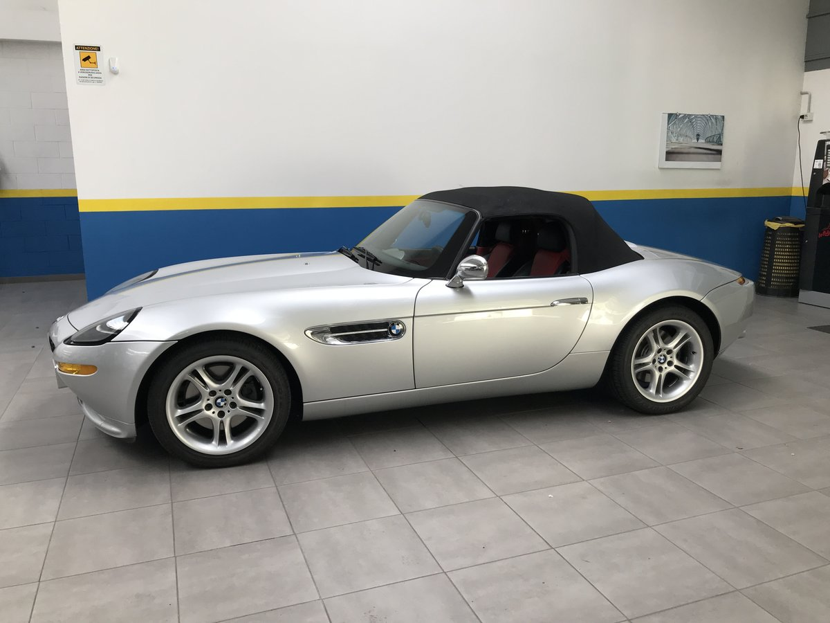 2000 BMW Z8 - perfect conditions SOLD (picture 3 of 6)
