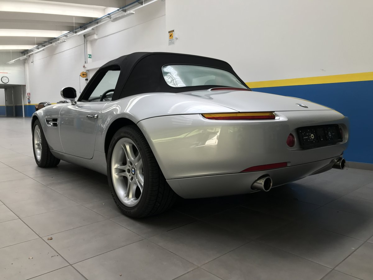 2000 BMW Z8 - perfect conditions SOLD (picture 4 of 6)