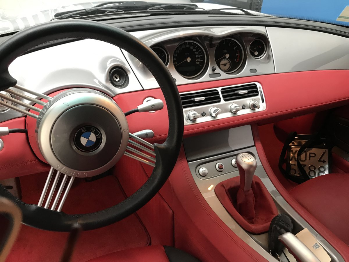 2000 BMW Z8 - perfect conditions  For Sale (picture 6 of 6)