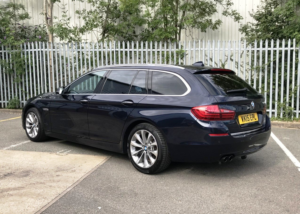 2015 BMW 528i Luxury Touring 5dr Auto FSH+PRO/NAV For Sale (picture 4 of 6)