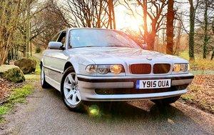 2001 BMW 728i SE (E38)