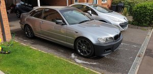 Bmw e46 320cd stage 3
