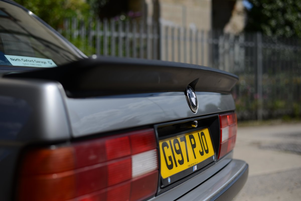 1989 BMW E30 325i Manual Coupe Fast Road Spec 320 shell For Sale (picture 6 of 6)