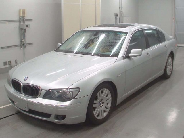 2008 BMW 7 SERIES 750li 4.8 AUTOMATIC LWB * SUNROOF * LOW MILEAGE For Sale (picture 1 of 2)