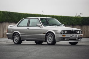 1991 BMW 325I Sport (E30)