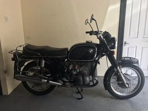 1975 BMW 750CC R60/6 (LOT 370)