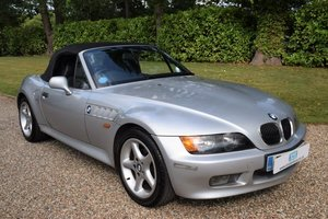 1999 BMW Z3 1.9i Roadster 5-Speed Manual  For Sale