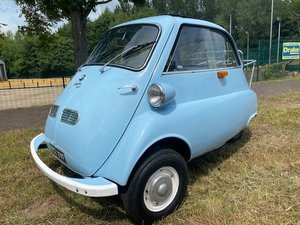1957 BMW Isetta 300. A very rare four wheeled right hand dri For Sale
