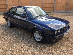 1991 BMW e30 318is DOHC 2dr