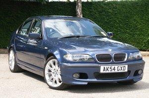 2004 BMW E46 330i Sport Saloon Manual - 54,000 miles