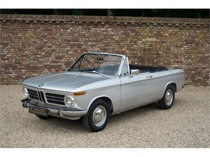 1970 BMW 1600 Convertible Fully restored and mechanically rebuilt