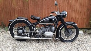 1937 BMW 494CC R5 (LOT 416)