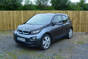 2016 BMW i3 60AH Range Extender - Leather